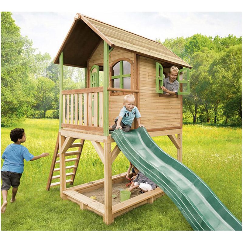 cabane en bois pour enfant  sarah  maisonnette en bois